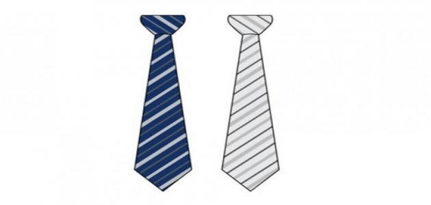 كيف تعمل ربطة العنق