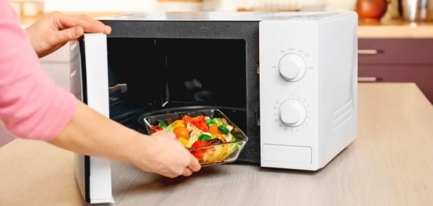كيف أطبخ في الميكرويف