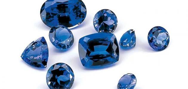 كيف تعرف حجر الياقوت