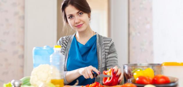 كيف أصير طباخة