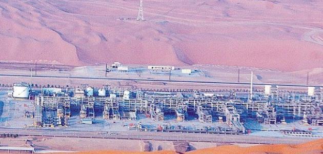 كيف تتم هجرة البترول