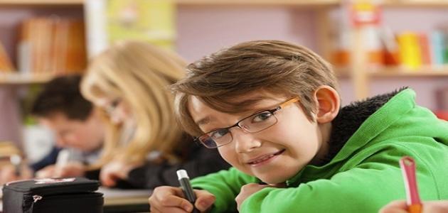كيف تجعل طفلك يحب المدرسة