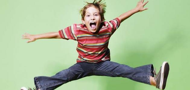 نتيجة بحث الصور عن هل طفلي مصاب بفرط الحركة؟