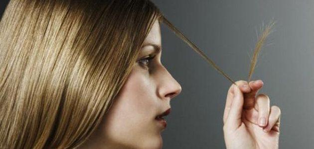 كيف تتخلص من تقصف الشعر