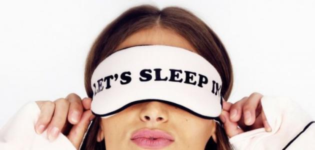 كيف أتخلص من قلة النوم