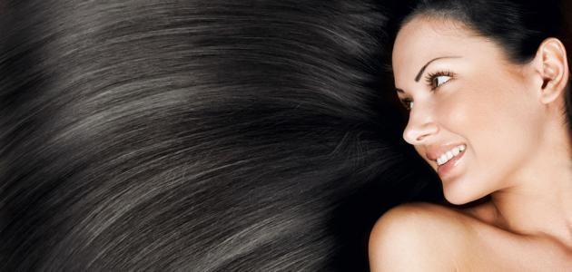 كيف أجعل شعري أملس كالحرير