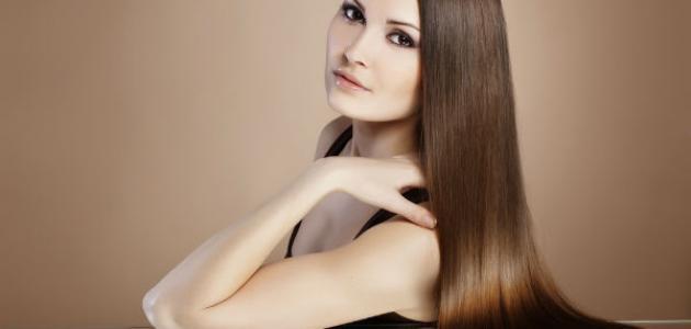 طريقة لزيادة كثافة الشعر الخفيف