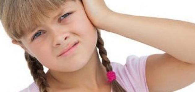 طريقة لتخفيف ألم الأذن