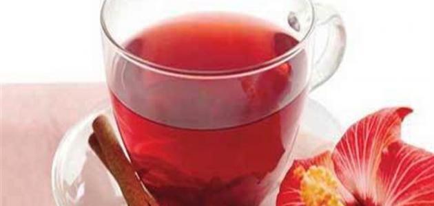 طريقة تحضير عصير الكركديه
