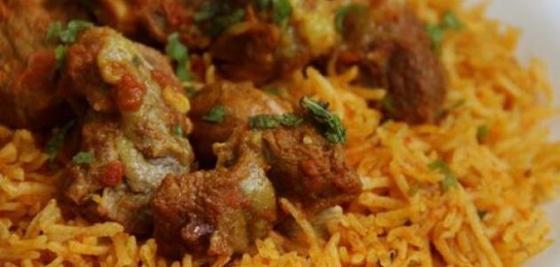 نتيجة بحث الصور عن أرز الكبسة