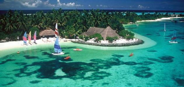 أين تقع جزيرة باونتي
