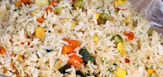 Modus operandi of the diet of rice