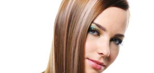 طريقة استخدام الزبدة لسحب لون الشعر