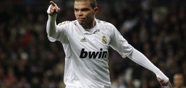 بيبي لاعب ريال مدريد
