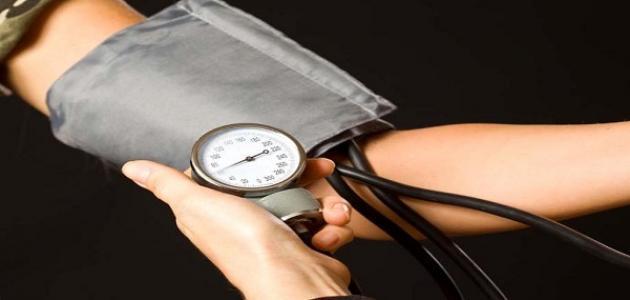 كيف أعالج ضغط الدم