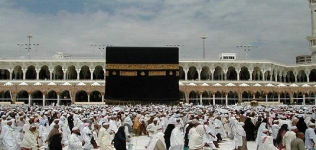 صفة حج أهل مكة