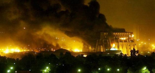 تاريخ سقوط بغداد
