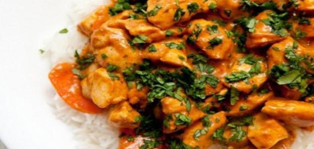 طريقة عمل هندي بالدجاج