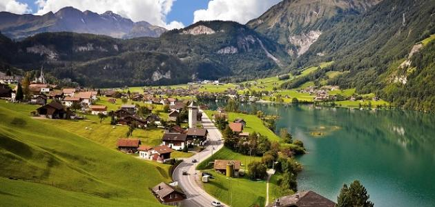 أين تذهب في سويسرا