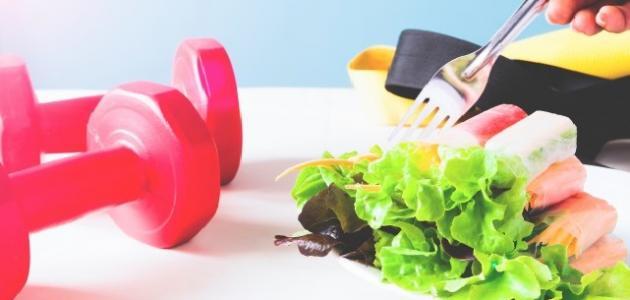 طرق لإذابة الدهون من الجسم