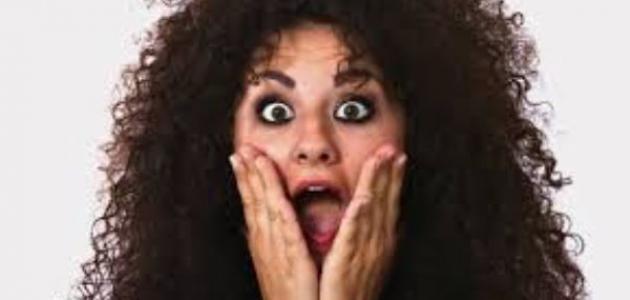 تجعيد الشعر الخشن