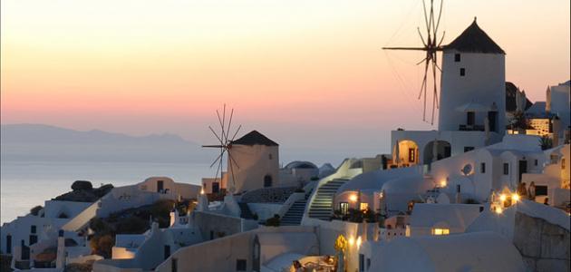أين تذهب في اليونان