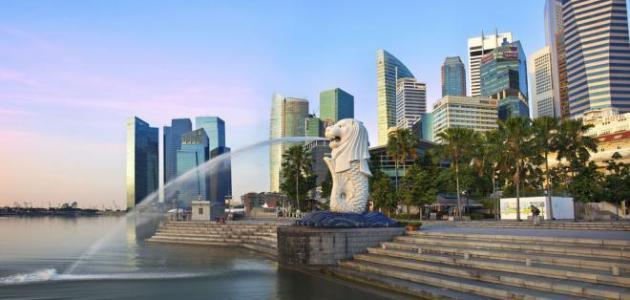 أين تذهب في سنغافورة