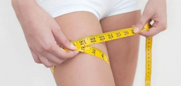طريقة إذابة الدهون من الأفخاذ