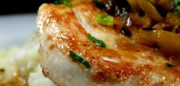 طريقة تحضير دجاج سوبريم