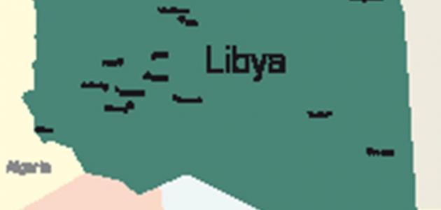 كم عدد سكان ليبيا