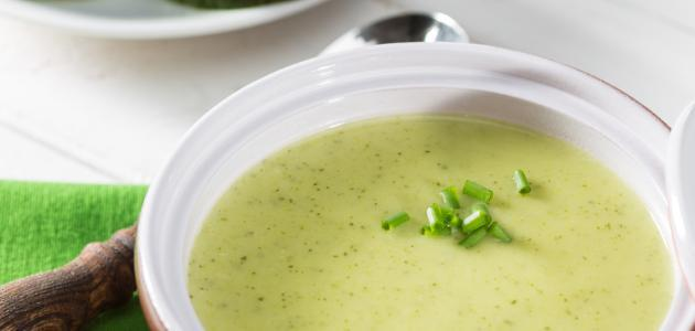 طريقة حساء حرق الدهون