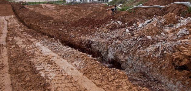 اسباب تدهور التربة