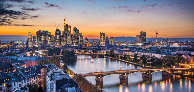 أين أذهب في فرانكفورت
