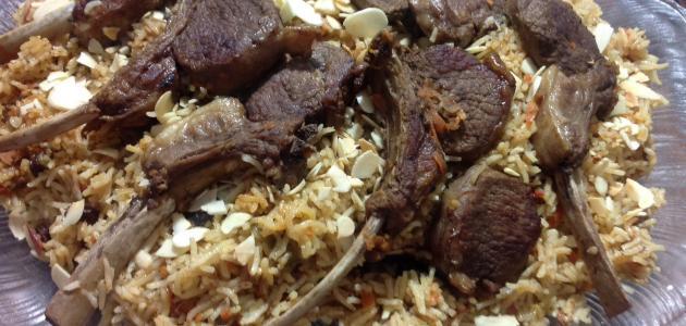 كيف تطبخ الكبسة السعودية