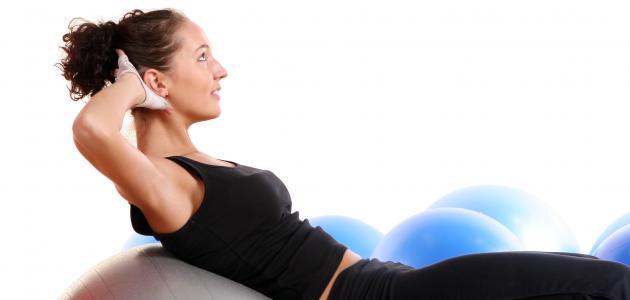 طريقة حرق الدهون من الجسم
