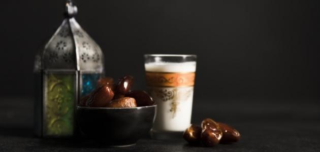 كيف تتغلب على العطش فى رمضان