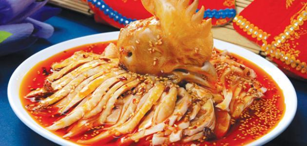 الأكل الصيني