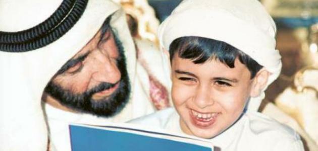 أقوال الشيخ زايد عن التعليم موضوع