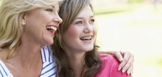 كيفية التعامل مع سن المراهقة