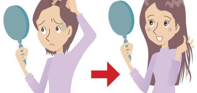 كيف تعالج سقوط الشعر