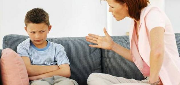 كيف تربي الطفل العنيد