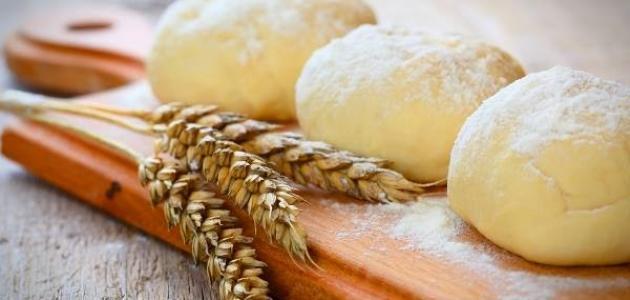طريقة خبز مسح