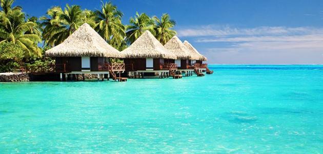 جزر المالديف أين تقع