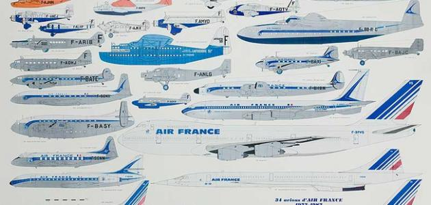 أنواع الطائرات موضوع