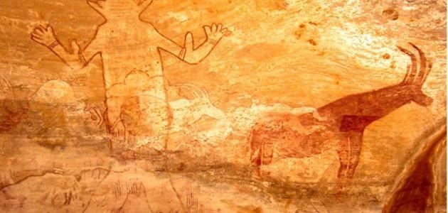 آثار ما قبل التاريخ في الجزائر