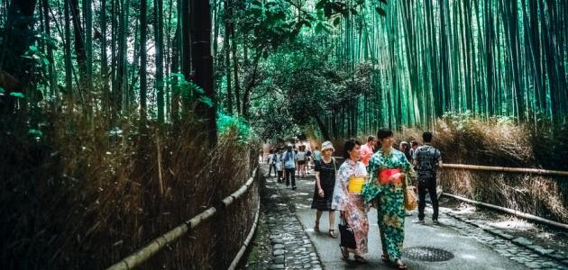 السياحة في اليابان