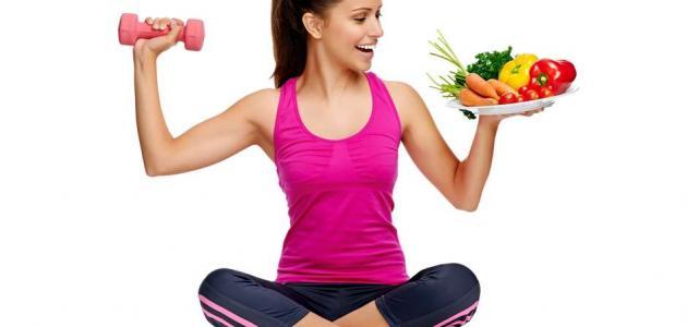 كيف تحافظ على صحتك من خلال الرياضة والغذاء