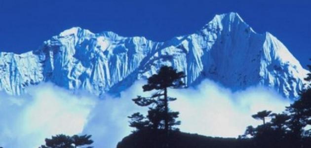 أطول سلسلة جبال في العالم