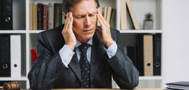 أسباب آلام الرأس