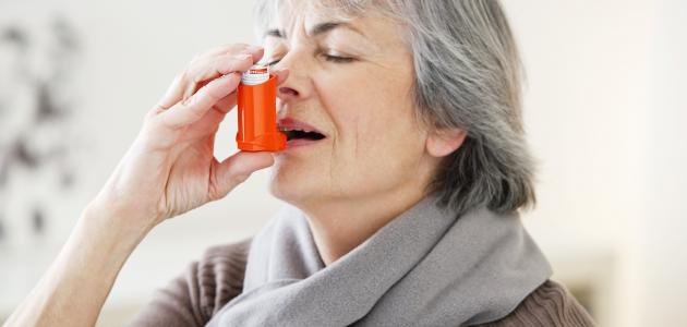 علاج حساسية الصدرية عند الكبار